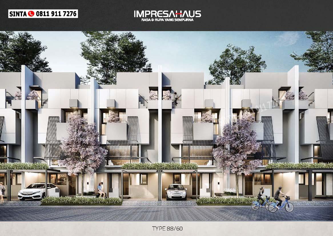 Impresahaus Tabebuya Bsd City Fasad(1)