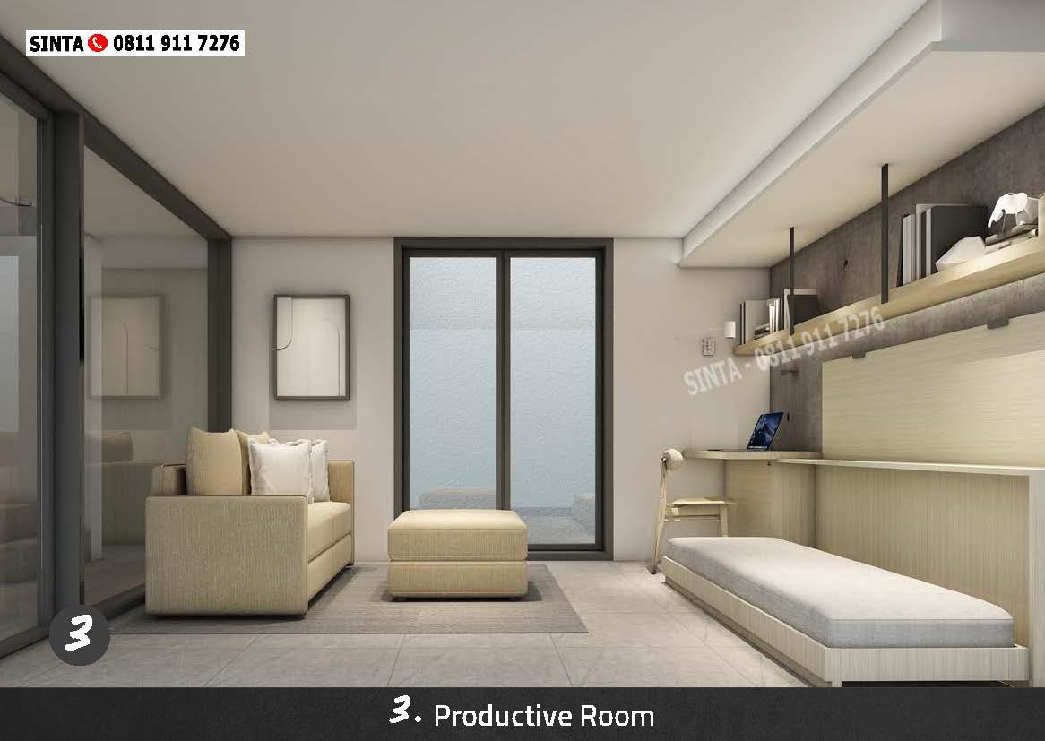 Impresahaus Tabebuya Bsd City Productive Room di Lt 1