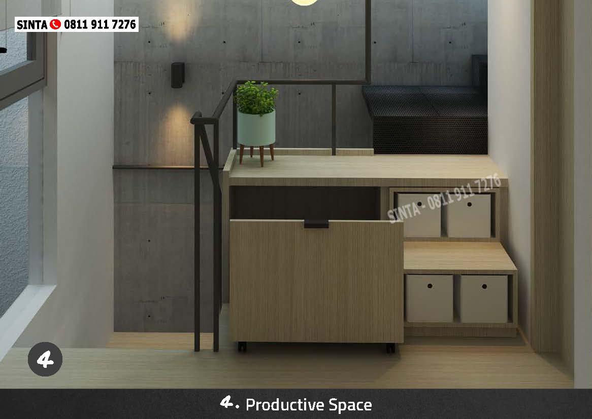 Impresahaus Tabebuya Bsd City Productive Space di Lt 3