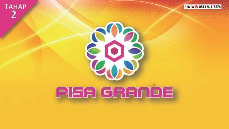 Ruko Pisa Grande tahap 2